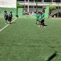 Photo taken at Sport Center Cidade Nova by Fabiano P. on 10/8/2015