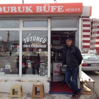 Photo taken at Duruk Büfe ve Tütüncü by Rıdvan A. on 3/8/2014