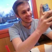 Photo taken at Taco John's by Matt K. on 12/12/2013