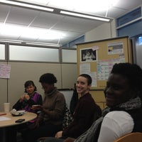 Photo taken at UC Women's Center by T.N. V. on 10/31/2012