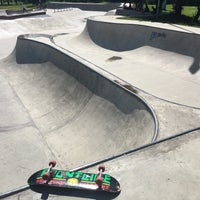 8/5/2017 tarihinde Roady O.ziyaretçi tarafından Скейт-парк «Садовники»'de çekilen fotoğraf