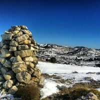Photo taken at Castell de Cabres by JaviSolfa F. on 1/27/2013