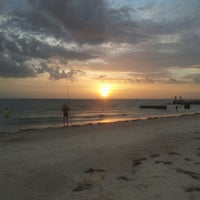 Photo taken at Sunset Beach by Curtis on 6/27/2014