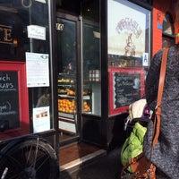 Photo taken at Pegasus Cafe by Melissa R. on 2/2/2014