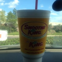 Photo taken at Smoothie King by Rachi Y. on 3/16/2013