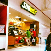 Photo taken at Subway Outlet Del Bosque by Andrés G. on 3/2/2014