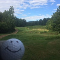 Photo taken at Bull Run Golf Club by Chrissy C. on 9/7/2014