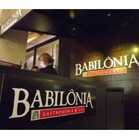 Foto tirada no(a) Babilônia Gastronomia por Babilônia Gastronomia &. em 2/26/2014
