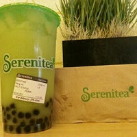 Photo taken at Serenitea by Angelica on 5/4/2015