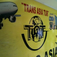 Photo taken at Trans Asia by Sinan Y. on 10/8/2013