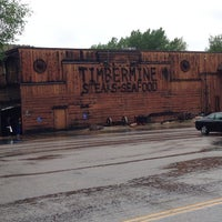 Photo taken at Timbermine Restraunt by James H. on 5/18/2013