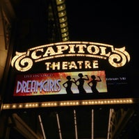 Photo taken at Capitol Theatre by James H. on 2/8/2013