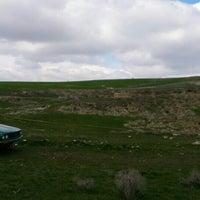 Photo taken at ulumuhsine köyü, yayla kuyu başı by Alirıza T. on 4/12/2015