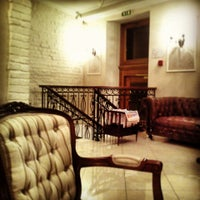 Photo taken at Традиция / Tradition Hotel by Konstantin S. on 11/11/2013