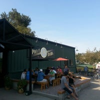 Photo taken at Prost Brewing by Christopher G. on 9/22/2012