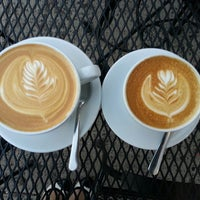 Photo taken at Ultimo Coffee @ Brew by Susan M. on 4/5/2013