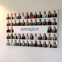 Photo taken at Omniplan by Douwe d. on 2/12/2014