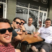 Photo taken at Espresso bar by Douwe d. on 9/6/2018