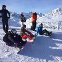 Photo taken at Val Cenis by Douwe d. on 1/24/2016