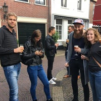 Photo taken at Café de Vijfhoek by Douwe d. on 9/9/2017