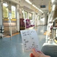 Photo taken at 台鐵列車 by Yichen L. on 1/29/2017