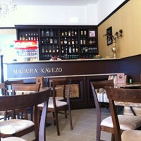 Photo taken at Caffe Pascucci by Sándor M. on 6/11/2014