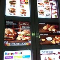 Photo taken at McDonald's by Damir D. on 1/7/2013