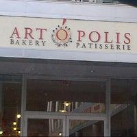 Photo taken at Artopolis Bakery by Amelios K. on 2/12/2013