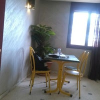 Photo taken at Restaurant Les Canaris by Oussema C. on 4/14/2014