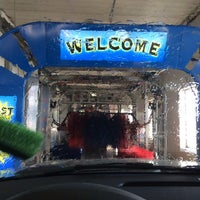 Photo taken at $2 Car Wash by Dennis M. on 9/28/2013