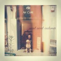 9/23/2013 tarihinde 7GR COFFEEziyaretçi tarafından 7GR Coffee'de çekilen fotoğraf