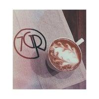 11/7/2013 tarihinde 7GR COFFEEziyaretçi tarafından 7GR Coffee'de çekilen fotoğraf