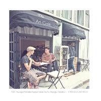 10/5/2013 tarihinde 7GR COFFEEziyaretçi tarafından 7GR Coffee'de çekilen fotoğraf