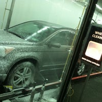 Photo taken at Hoffman Car Wash by Dave M. on 7/19/2013
