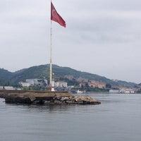Photo taken at Ereğli Limanı | Port of Ereğli by TC on 5/26/2014
