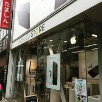 รูปภาพถ่ายที่ Apple Premium Reseller KICHIJOJI STORE โดย Shigeki M. เมื่อ 5/9/2015
