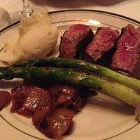 Photo taken at Benjamin Steakhouse by Shigeki M. on 3/22/2013