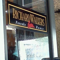 Photo taken at Richard Walker's Pancake House San Diego by Denise S. on 9/23/2012