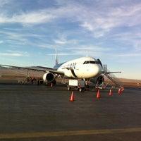 Photo taken at Aeropuerto El Loa (CJC) by Gonzalo A. on 2/19/2013