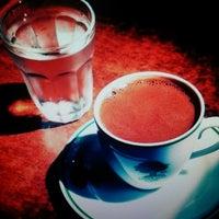 Photo taken at Çınar Altı Cafe by labrys s. on 9/15/2013