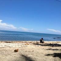 Photo taken at Pantai Oi Fanda by Al F. on 2/2/2013