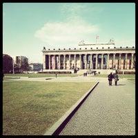 3/2/2013 tarihinde Christoph L.ziyaretçi tarafından Lustgarten'de çekilen fotoğraf