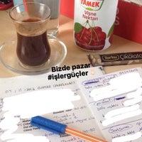 Photo taken at Eşmeler Tarım by Gamze C. on 11/6/2016