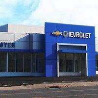 Photo taken at Sawyer Chevrolet by Sawyer Chevrolet on 8/21/2013