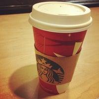 Photo taken at Starbucks by Scott H. on 11/8/2012