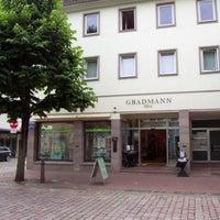Photo taken at Gradmann 1864 Parfümerie GmbH by Mathias S. on 6/11/2014