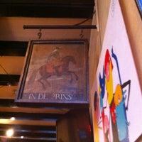 Photo taken at Café De Prins by Fred P. on 10/14/2012