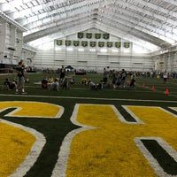 Photo taken at Don Hutson Center by Dianne on 6/9/2018