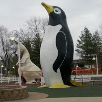 Photo taken at Penguin Park by polis on 2/16/2013