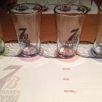 Foto tomada en Cervecería 7B por Alfredo L. el 9/24/2014